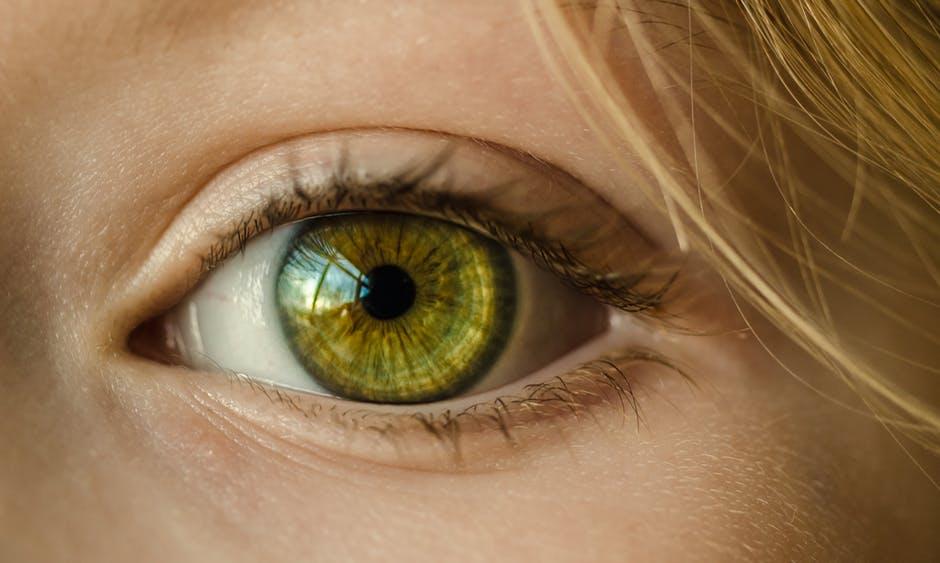 świetlik na poprawę wzroku