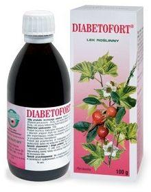 Preparat moczopędny Diabetofort