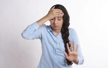 ból głowy kobieta